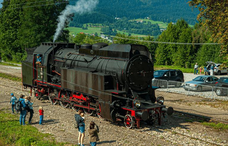 Retro pociąg
